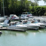 Overlooking the Docks
